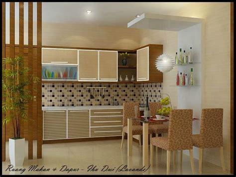 tata ruang tempat makan kitchen set sketsa desain dapur minimalis tata ruang
