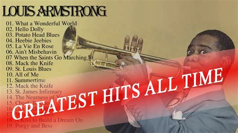 hits song louis armstrong greatest hits best songs of louis