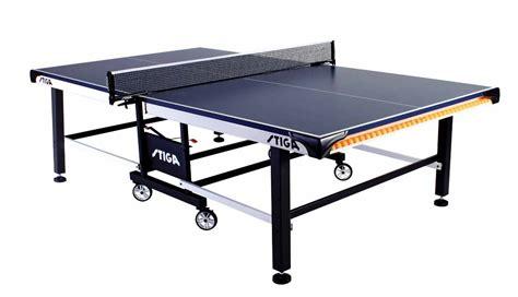 stiga table tennis ping pong tables money machines