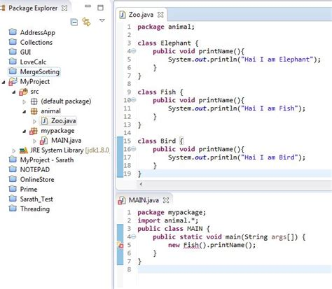 multi class java is it possible to create multiple classes in one