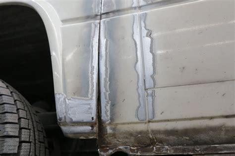 Radlauf Lackieren Abkleben by V 246 Geli Gmbh Fahrzeuglackierungen Und