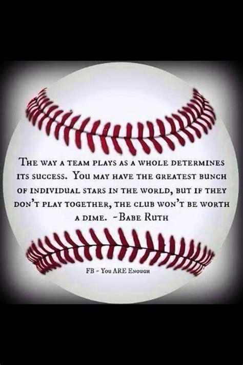 baseball quotes baseball quotes ruth quotesgram
