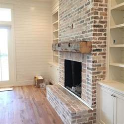 25 best ideas about brick fireplaces on brick
