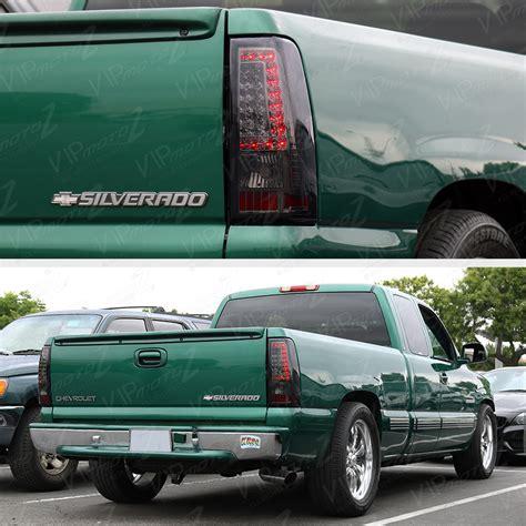 2003 2006 Chevy Silverado Quot Smoke Quot Rear Led