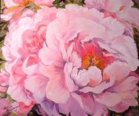the pink peonies the pink peony by marcia baldwin from fotm peonies art