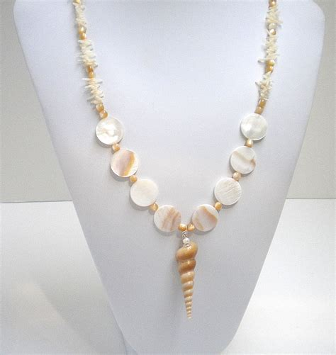 how to make jewelry with shells s shells seashell jewelry