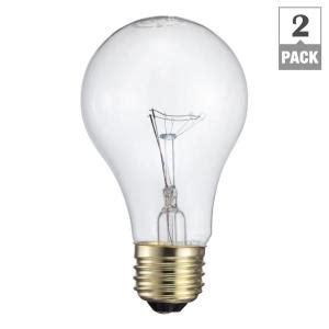 Lu Bohlam Philips 5 Watt philips 60 watt incandescent a19 garage door light bulb 2
