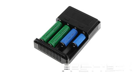 Nitecore New I4 Original Intellicharger Battery Charger 4slot 18650 24 51 authentic nitecore new i4 intellicharger 4 slot battery charger uk for 10340 12340