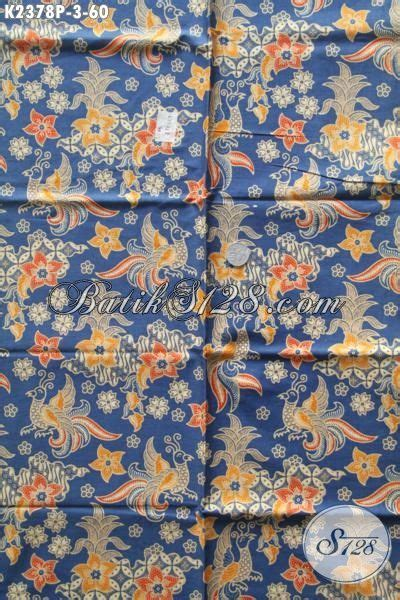 Sarimbit Batik Bagus Batik Sarimbit Batik batik terkini motif bagus warna biru cerah produk