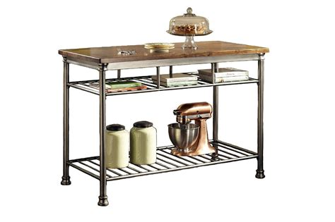 The Orleans Kitchen Island Best Kitchen Carts On Kitchen Island Carts