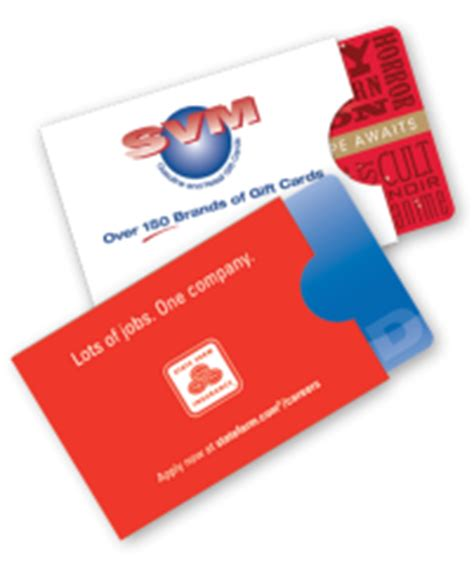 Svm Gift Cards - gift card sleeves gift card accessories svm