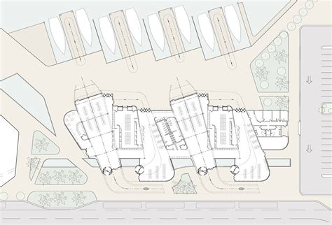 ferry terminal floor plan design archives colab architecture design