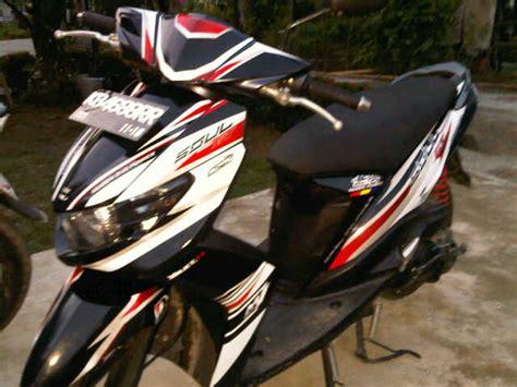 Striping Variasi Soul Gt 125 11 testimonial striping motor yamaha mio soul gt hayabusa stikermotor net stikermotor net