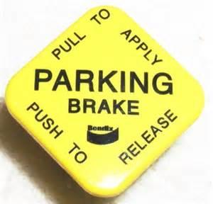 parking brake knob type school parts for sale