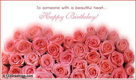 Birthday Roses For You! Free Flowers eCards, Greeting