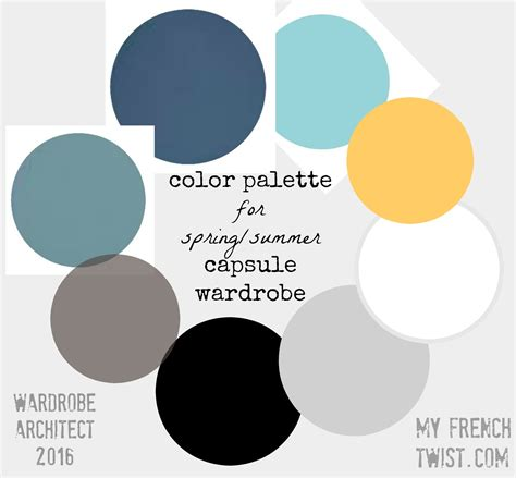 color palette 2016 sewing archives