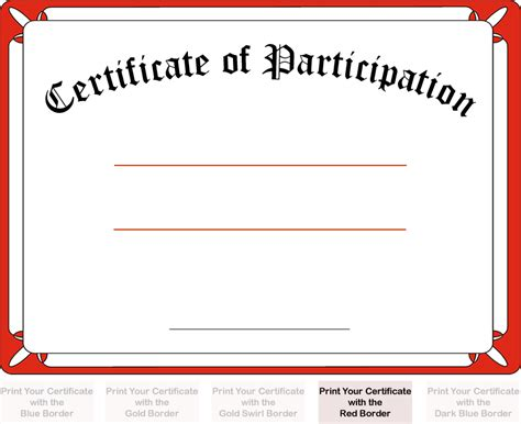 sle certificate template sle certificate of participation template 28 images