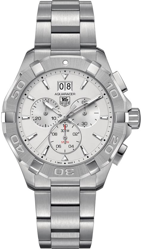 Tag Heuer Aquaracer Cay1111 Ba0927 cay1111 ba0927 tag heuer aquaracer mens 43mm quartz