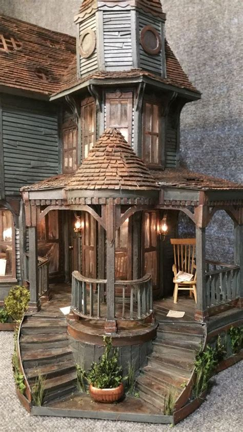 minature doll house 25 best ideas about miniature houses on pinterest doll