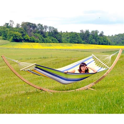 One Person Hammock With Stand Amazonas Single 1 Person Hammock And Stand Set Westmount