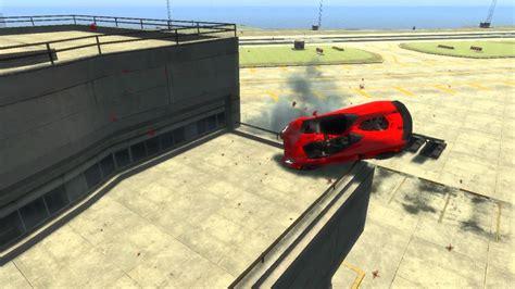 Lamborghini Crash Test Gta4 Lamborghini Aventador J Crash Test