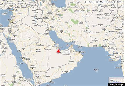 map world qatar qatar map equator