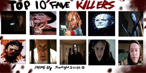 killer tops top 10 killers meme by coralinefan4ever on deviantart