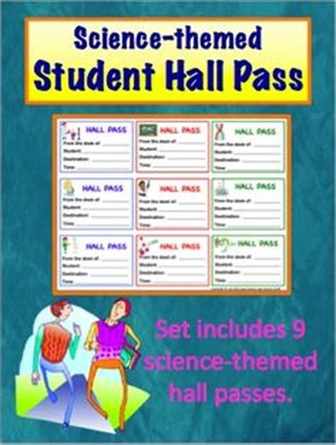 Biology Bathroom Pass Pass Log Teacherspayteachers Classroom
