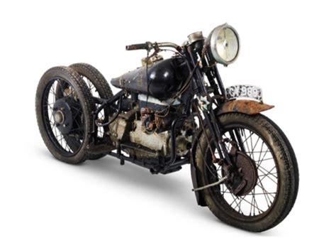 Classic British Motorcycles Headline Bonhams Stafford Sale