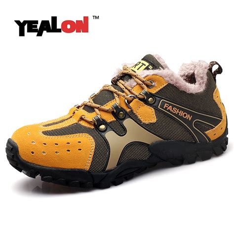 winter sports shoes yealon winter sneakers trekking winter sports shoes