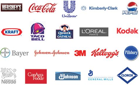 7 Brands With Popular Pages by 17 Brand Preferences Stating Preferences And Using
