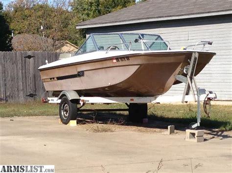 fish and ski boats for sale in oklahoma armslist for sale trade older vip fish ski boat