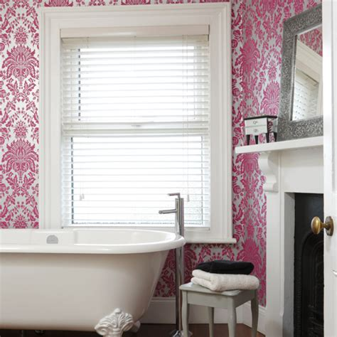 bathroom wallpaper bathroom wallpapers ideal home