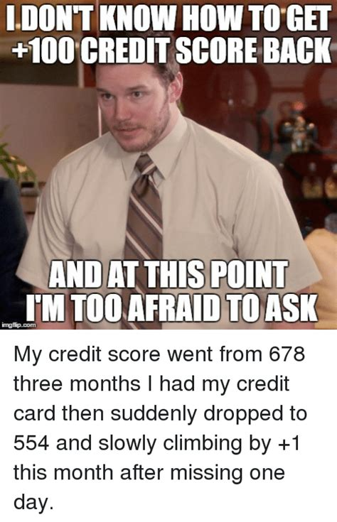 You Dont To A Credit Rating To Be Able To Borrow Funds by Dont How To Get 100 Credit Score Back And At This