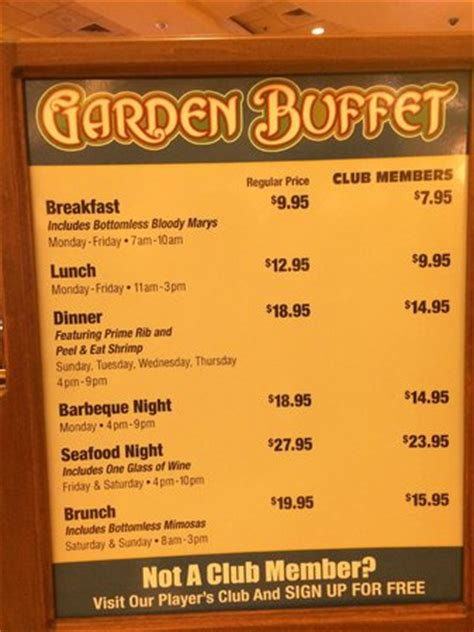 buffet prices march 2014 picture of south point hotel