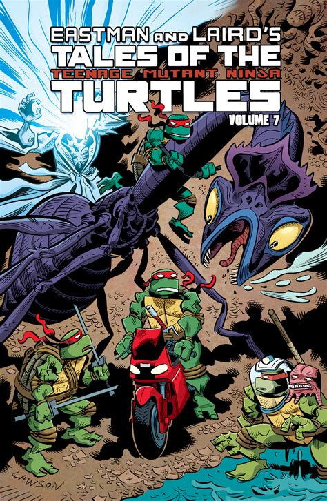 tales of the mutant turtles vol 7 idw publishing