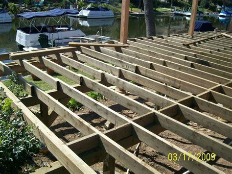 diy raised deck deck building contractors decks