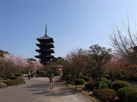 Pajangan Menara Pagoda 10 tempat wisata terbaik di kyoto j cul