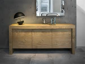 Credenza Software T Wood Madia By Riflessi Design Riflessi