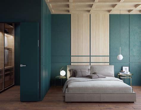 model kamar tidur minimalis modern dirumahkucom
