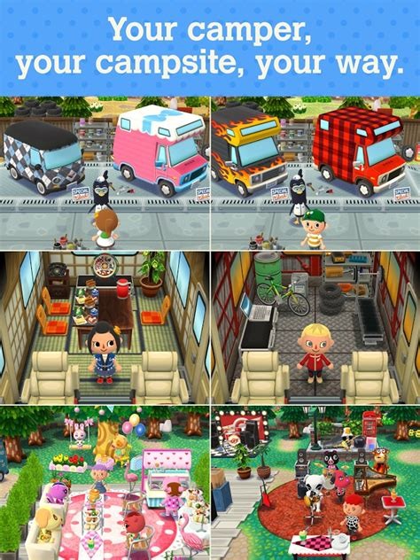 animal crossing mobile game details  finally