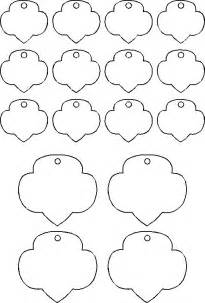 Guide Trefoil Outline by Template For Shrinky Dink Trefoils Scout Craft Or Idea Stuff To Make For