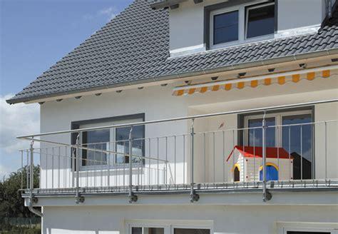 Balkon Gelände