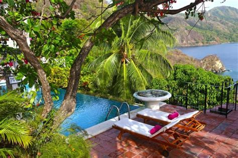 the hotel offers a majestic tropical retreat tinged exquisite tropical retreat on st lucia island