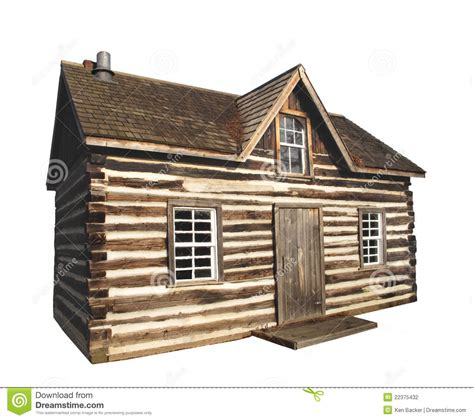 Hunting Cabin Floor Plans Free by Old Log Cabin Isolated Stock Photo Image Of Antique