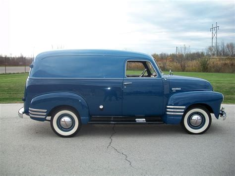 1949 chevrolet truck 1949 chevrolet 3100 panel truck 96187