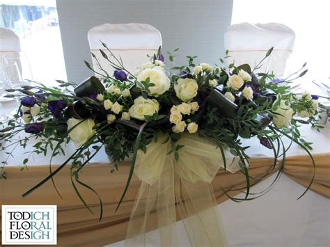 how to make flower arrangements wedding flowers top table flower arrangements loversiq