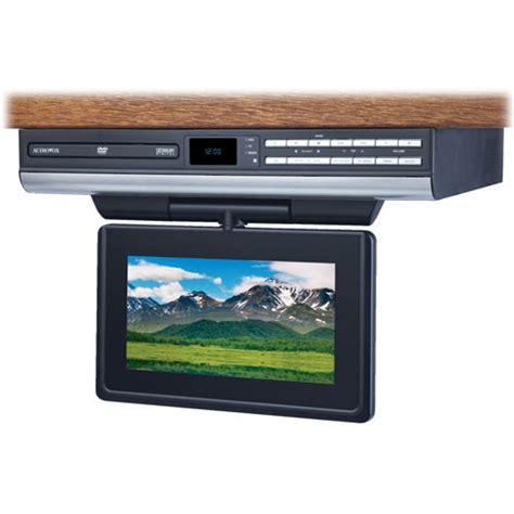 audiovox ve727 7 quot drop lcd tv dvd player ve727 b h