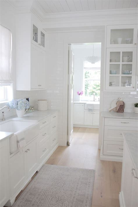 white kitchen floor tile ideas beautiful homes of instagram home bunch interior design