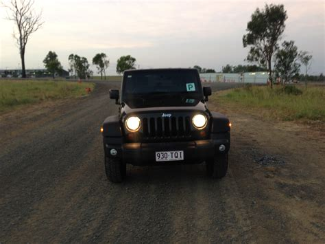 Jeep Canberra 2010 Jeep Wrangler Sport 4x4 Jk My09 For Sale Act
